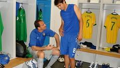 Ceni e Kaká (P.A) Tags: brazil brasil football fifa soccer 2006 worldcup kaka ronaldo copa futebol alemanha brasileira rogério seleção copadomundo ceni