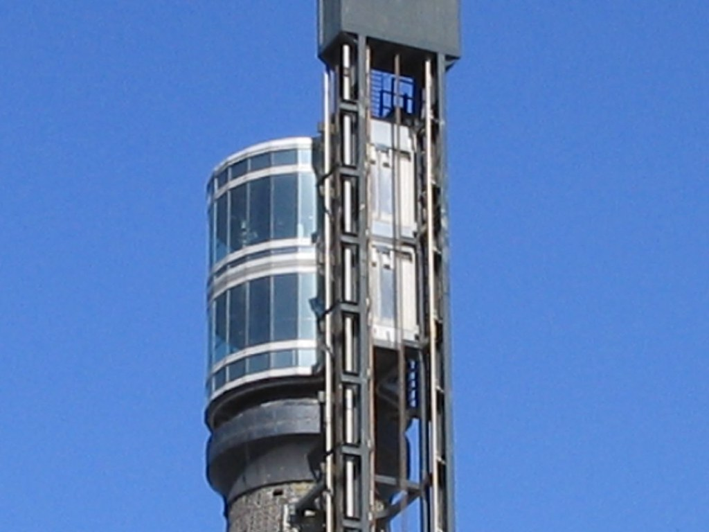 Observation Tower in Smithfield