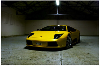 Lamborghini Murcielago E- Gear