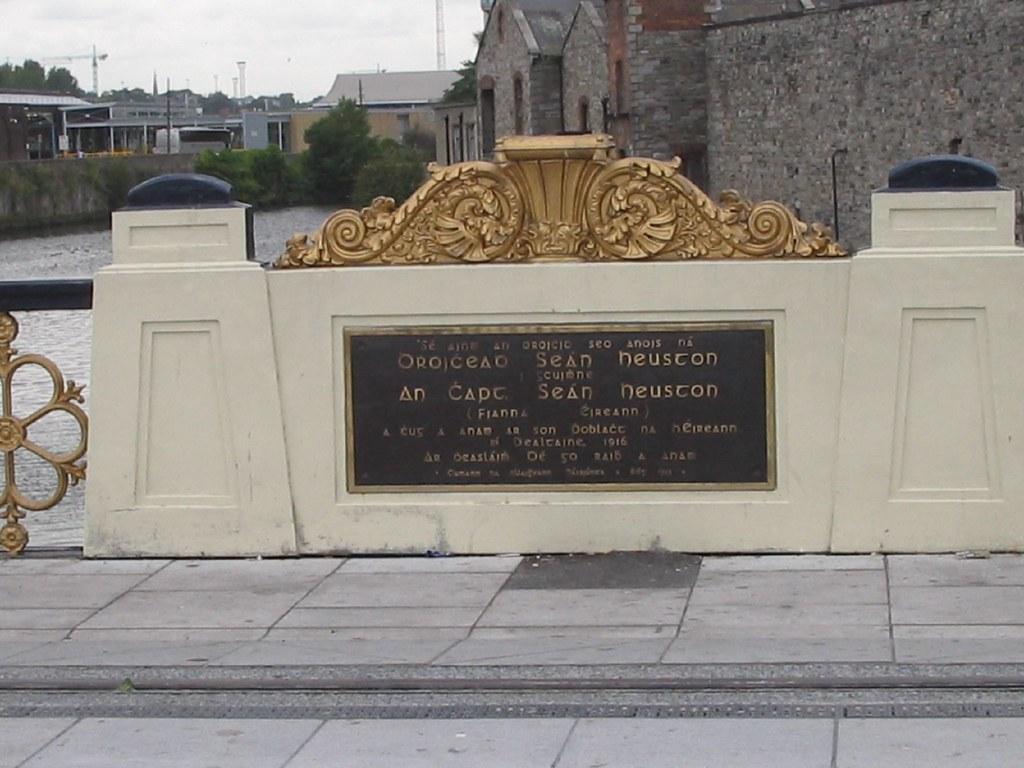 Sean Heuston Bridge - Dublin