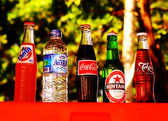 Choose your thirst-quenchers (^riza^) Tags: bali indonesia 2006 kuta indonesianphotobloggers