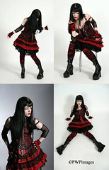 And this is me! (Digital_Torment) Tags: gothiclolita mymodelimages