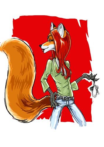 Foxwoman