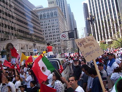 Pro Immigration Rally