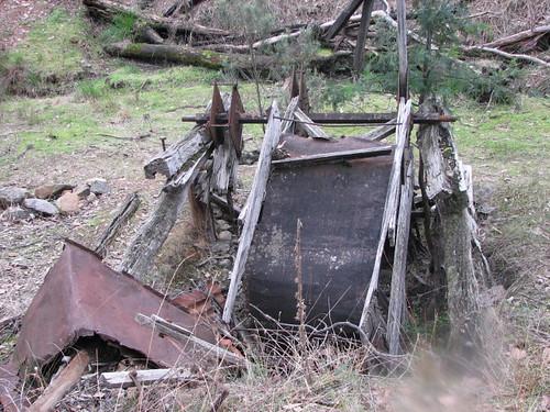 Old water wheel 002