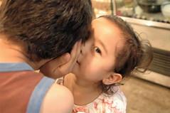 A secret for you (Lance Shields) Tags: closeup child secret myeverydaylife