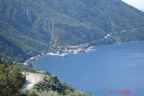Port Dafni - Aghion Oros (Mount Athos)