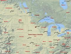 Minnesota - State View