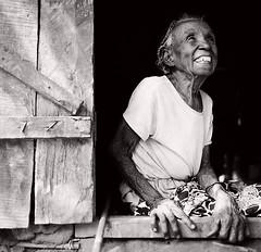Woman in Doorway, South of Belo, Madagascar
