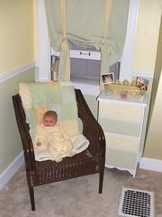 Nursery Room Chair