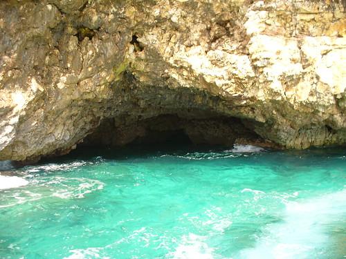 Grotte aux abords de Leuca