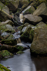 A little fall (21mapple) Tags: water waterfall waterscape rocks stones canon750d canon canoneos750d canoneos derbyshire district peakdistrict peak park nationaltrust nt national trees landscape countryside outdoors outdoor outside out