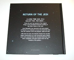 star wars in pictures 4 book box set ryder windham and brian rood disney 2016 h return of the jedi (tjparkside) Tags: star wars pictures 4 book box set 2016 disney lucasfilm isbn 9781760128456 episode four five six seven iv v vi vii 5 6 7 anh new hope empire strikes back tesb esb rotj return jedi force awakens tie fighter fighters millennium falcon rey jakku scavenger bb 8 bb8 droid luke skywalker sail barge tatooine darth vader bespin outfit cloud city x wing xwing pilot illustrator brian rood author ryder windham