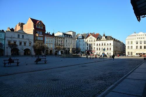 Cieszyn Old Square