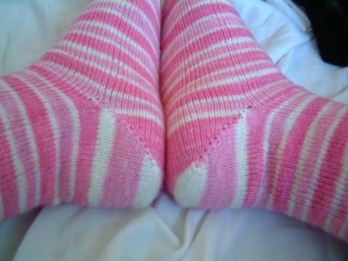 Plain Old Socks- Heels