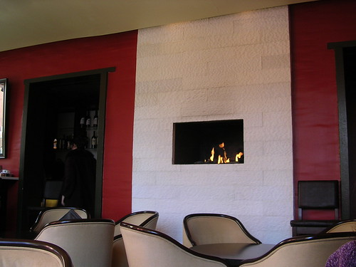 Snackbar Fireplace