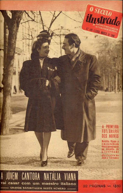 O Século Ilustrado, No. 428, March 16, 1946 - cover
