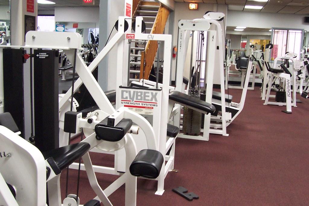 Sport Fit Laurel Equipment