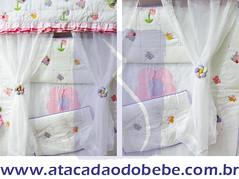Kit Flores e Bichos (Atacadão do Bebê) Tags: infantil kits bebê quarto criança berço enxovalinfantil atacadaodobebe