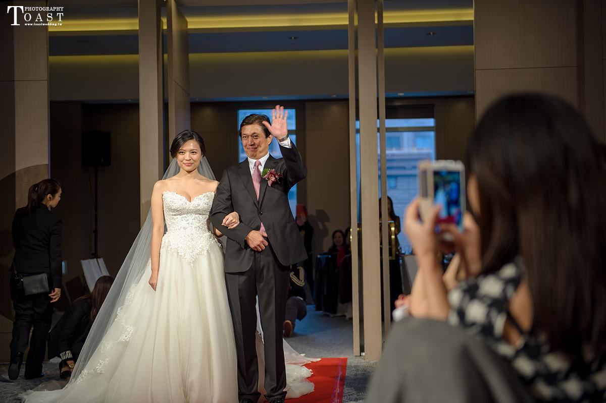 [婚攝] Will & Mallory @台北寒舍艾美酒店