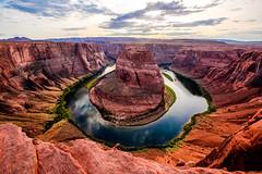 Nikon D810 Horseshoe Bend Grand Canyon Page Arizona!  Dr. Elliot McGucken Fine Art Photographer (45SURF Hero's Odyssey Mythology Landscapes & Godde) Tags: bend grandcanyon grand canyon hdr highdynamicrange horsehoe horseshoebend