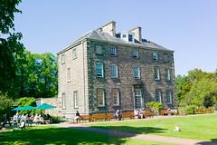 Inverleith House, Edinburgh (David_Leicafan) Tags: bench edinburgh parasol georgian botanicgardens davidhenderson inverleithhouse 40mmsummicronc