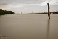 Barricata (paolotrapella) Tags: beach long exposure italia mare veneto lunghe esposizioni barricata