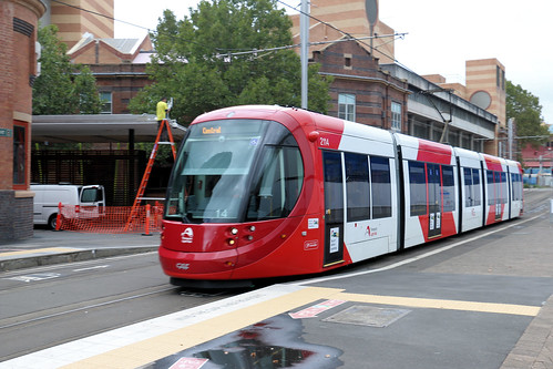 Urbos 3 – 2114, Sydney Light Rail