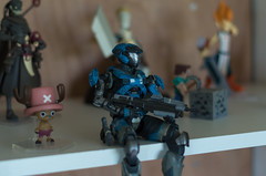 Catherine-B320 (Guillaume LARDIER) Tags: halo reach figurine spartan catherineb320 posemertre