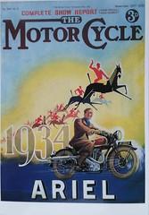 Ariel Squariel (DymphieH) Tags: vintage motorcycles motorcycle british unwritten