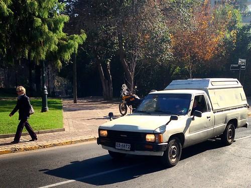 Toyota Hilux - Santiago, Chile