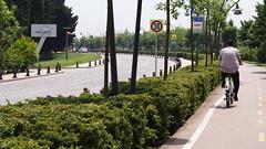 Kocaeli Bisiklet Yolu (WRI Trkiye Srdrlebilir ehirler) Tags: park yolu kocaeli bisiklet seka kocaelibykehirbelediyesi