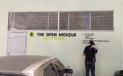 IMG_0598 (francois f swanepoel) Tags: news southafrica islam religion capetown mosque christian interfaith sacredspace wynberg allwelcome iol lgbti francoisswanepoel openmosque doctortajhargey tajhargey hargey caryndolley