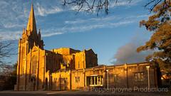 Presbyterian Church of Saint Andrew (Peppergroyne) Tags: church architecture dawn canberra ecclesiastical act presbyterian