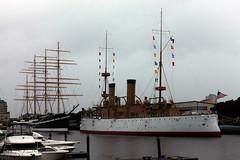 20150627_153531 Cruiser Olympia (snaebyllej2) Tags: c6 ca15 protectedcruiser ussolympia independenceseaportmuseum cl15 ix40 tallshipsphiladelphiacamden