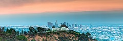 20150708 Griffith Observatory-2 (Tony Castle) Tags: california city sunset night canon photography golden la los angeles observatory hour griffith scape 6d