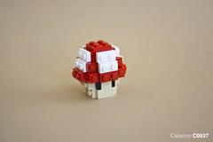 Mushroom (Catarino0937) Tags: mushroom mystery lego box pipe super mario luigi supermario