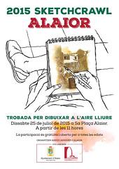 40 SKETCHCRAWL, ALAIOR.MENORCA (joseluisgildela) Tags: carteles menorca sketchcrawl dibujando alaior