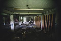 Room (karla.mellett) Tags: lighting color building minnesota room abandon