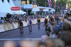 Classic Finish (Eugene Regis) Tags: london cycling olympics prudential ridelondon olympiclegacy londonsurreyclassic prudentialridelondon