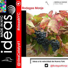 IdeasMadeINnyc 2015 Bodegas Monje 03 (Idea Catalyst) Tags: new york travel espaa usa ny ruta radio landscape idea islands is am wine map canarias lo poetic que winery trends gustavo journey tenerife gastronomia canary hay framing es innovation ideas teide bodegas islas felipe eduardo ortiz cultural caracol continue vino esto territory catalyst sauzal espacio monje vendimia the horacio multiculturalism marketer keyla habito 1260 carvajal barricas gioffre not lets tintilla bodegasmonje ideasnyc ideacatalyst1 medinarosa horaciogioffre keylamedinarosa eelqhshow caracol1260 eleduortiz canariaswine twitenerife monjefelipe
