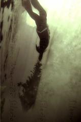 dark xmas (Mauricio Silerio) Tags: underwater swimming photomanipulation photography pool piscina piscine eauacqua acqua acuatica apă agua alberca dicapac nikon santa claus noel natale christmas xmas craciun surreal surrealisme surrealismo surrealism fantasy dream dreaming