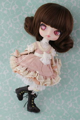 Quince (pullip_junk) Tags: pullip dal fashiondoll asianfashiondoll quince creatorslabel silverbutterfly