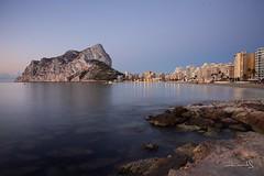 Calpe (mmontesfotografo) Tags: landscapephotography landscape cityscape city streetphotography street beach ngc rock mediterraneo