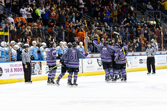 "Missouri Mavericks vs. Alaska Aces, December 16, 2016, Silverstein Eye Centers Arena, Independence, Missouri.  Photo: John Howe / Howe Creative Photography • <a style=""font-size:0.8em;"" href=""http://www.flickr.com/photos/134016632@N02/31607632622/"" target=""_blank"">View on Flickr</a>"