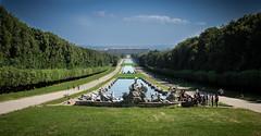 Reggia di Caserta (SDB79) Tags: caserta reggia palazzo turismo giardini reali prato strada vasche statue cultura arte campania