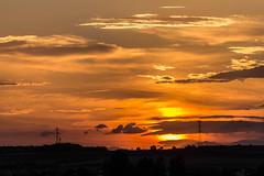 004 (cefo2014) Tags: amanecer anochecer sol nube arcoiris illescas