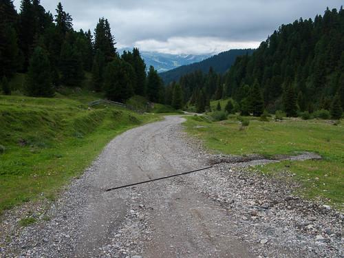 Siusi allo Sciliar - Alpe di Siusi da Siusi (MTB)