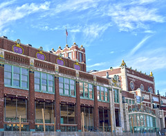 Asbury Park Convention Hall (STAyling92) Tags: asbury park new jersey newjersey asburypark springsteen bruce music rocknroll boardwalk hdr high dynamic range travel travelling nikon d3300 usa america nj