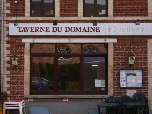 Taverne du Domaine à Hélécine